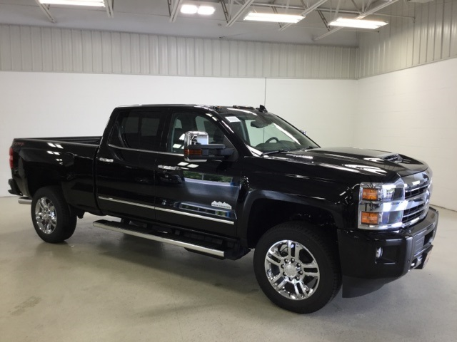 2500hd High Country >> New 2019 Chevrolet Silverado 2500hd High Country 4d Crew Cab In